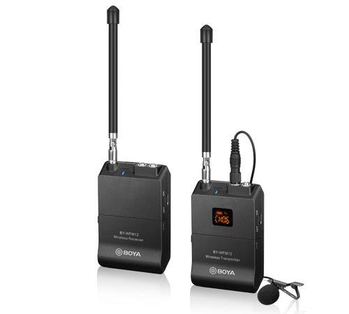 Boya BY-WFM12 wireless