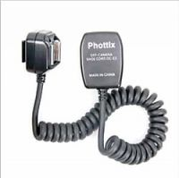 TTL Flash Remote Cord for Canon OC-E3