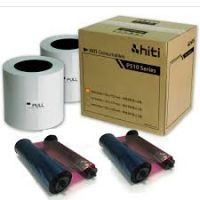HiTi 6x4 Ribbon & Paper Case for P510 Series