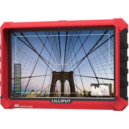 """Lilliput Monitor 7"""" Full HD 4K - Native Resolution in/out HDMI"""