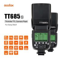 Godox TT685S TTL Camera Flash High Speed 1/8000s GN60 for Sony DSLR Cameras