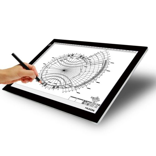 L4S LED light pad ( for Negative View or Tracing ) A4 size