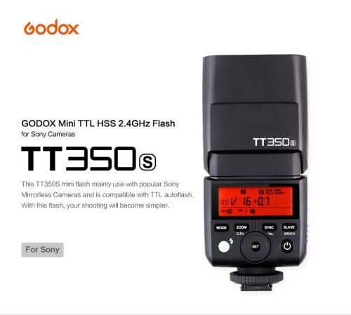 Godox TT350 for Sony