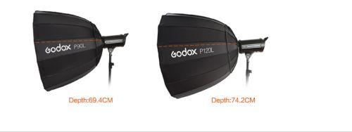 Godox 90L Deep octa ( 90cm in dia )