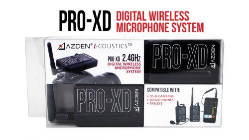 Azden pro XD for DSLR / Mobile / Tablet Wireless Microphone