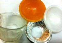 Universal Light sphere ( comes in Chorme , White and Orange ) Fit all Flashes