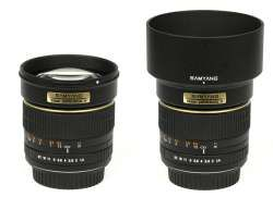 Samyang 85mm f/1.4 Aspherical (Canon)