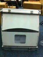 40cm - Portable Aluminium briefcase Product Case with Lights