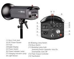 Godox Tc series 300 watts