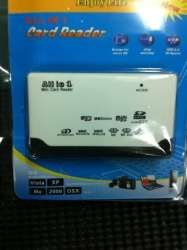 All In 1  Usb Reader ( 2.0)