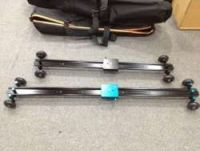 100cm slider with built in dolly
