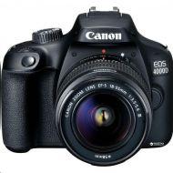 Canon EOS 4000D Body + EF-S 18-55mm Lens