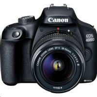 Canon EOS 4000D Body + EF-S 18-55mm Lens