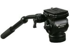 WF-717 PRO Video Camera Tripod screw type Head