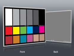 MultiFunction Color Chart