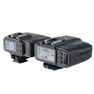 Godox X1 TTL Flash Trigger and Receiver Set for Canon