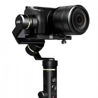 Feiyu G6 Plus 3-Axis Splash-Proof Handheld Gimbal for Mirrorless, GoPro, Action Camera and Smartphone