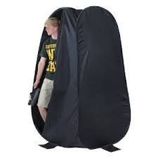 Outdoor Human changing tent