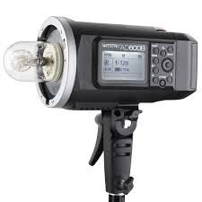 Godox Wistro AD600B TTL All-in-One Portable Outdoor GN87 Flash with 2.4G X System High-speed Sync 1/8000s Studio Strobe Flash Head for Bowen Mount