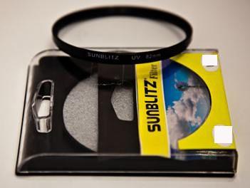Sunblitz  ND4  Filter 55 MM - $22