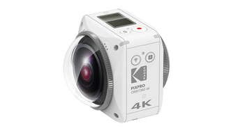 Kodak PIXPRO ORBIT360 4K Action Camera