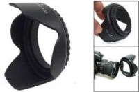 Screw On lens Hood-  sizes 58mm