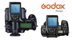 Godox XPro-P TTL Built-in 2.4G Wireless X System Featuring Multi-Channel Flash Trigger Compatible for PENTAX K-1 645Z K70 K50 KP K-S2 K-3II